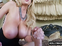 Kelly Madison hot sexy video ' s - milf porn star