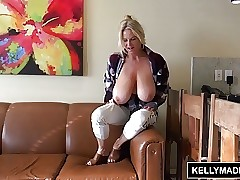 Kelly Madison fierbinte sexy video - milf, star porno