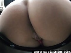 Toilet hot sexy videos - busty mom tube